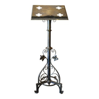 Jones & Willis Brass Lectern or Music Stand