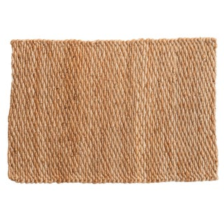 Hand-Braided Entrance Mat - 2' x 3'