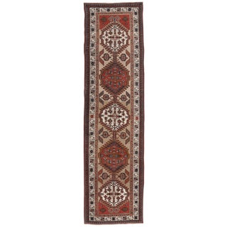 Antique North West Persian Sarab Runner - 3' x 10'10""