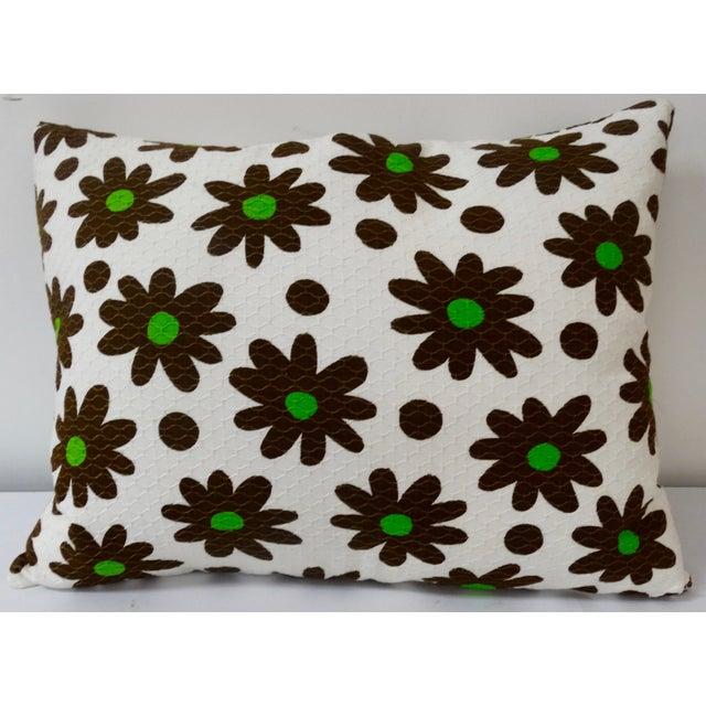 1970's Pop Art Pillows - Set of 3 - Image 4 of 4