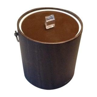 Mid Century Bucket Brigade Ice Bucket