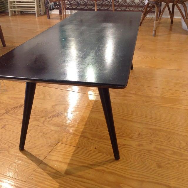 Paul McCobb Mid-Century Wood Coffee Table - Image 4 of 7