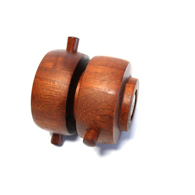 Dansk Jens Quistgaard Teak Salt & Pepper Mill - Image 4 of 7