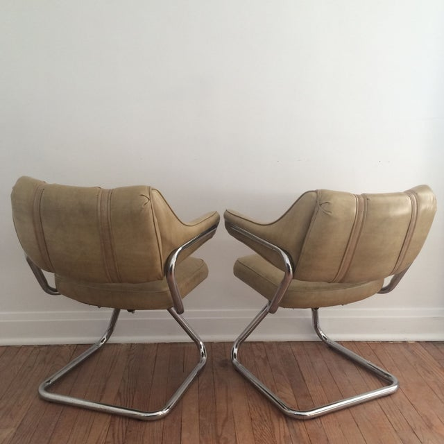 Atomic Era Howell Chairs - A Pair - Image 5 of 8