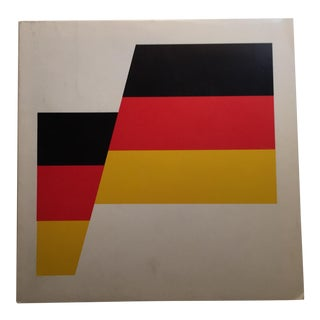 'German Graphics of the Sixties' By Juliane Roh