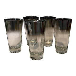 Dorothy Thorpe Ombre Glasses - Set of 5