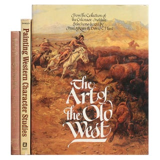 Western Art Trio - Set of 3