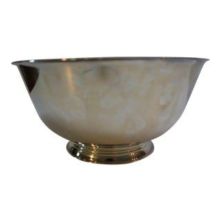 Oneida, Paul Revere Reproduction Silver Bowl