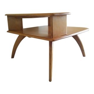 Haywood Wakefield Side Table