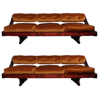 Pair of Daybeds by Gianni Songia for Sormani