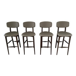 Autobahn Butterfly Bar Stools - Set of 4