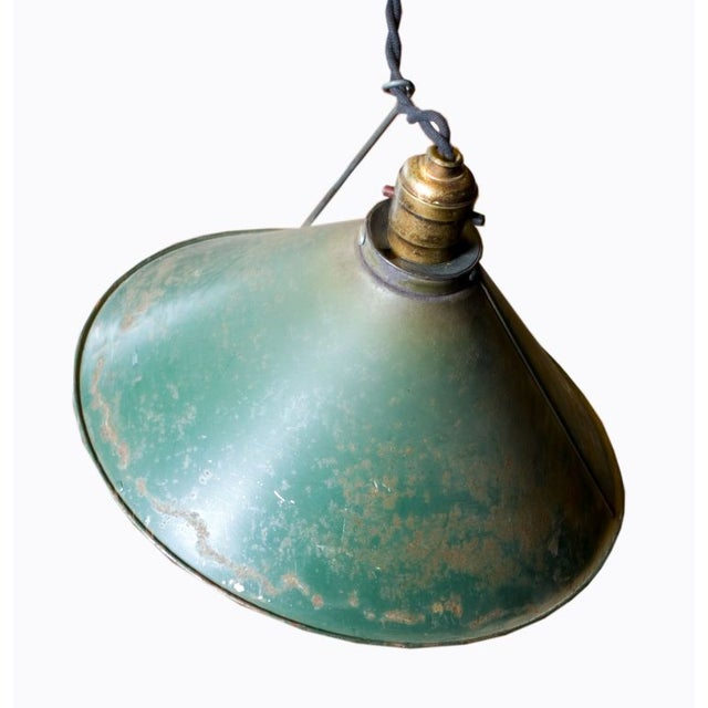 Image of Adjustable Vintage Pendant Lights - Set of 3