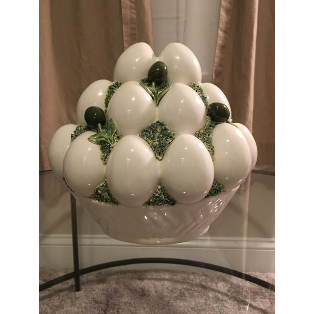 Italian Goose Eggs & Olives Topiary - Image 3 of 8