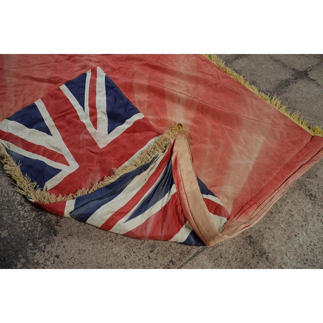 Canadian Red Ensign Original C.1930s Vintage Flag - Image 10 of 10