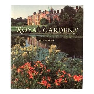 """""""Royal Gardens"""" Book"""