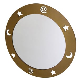 Sun the Moon and the Stars Mirror