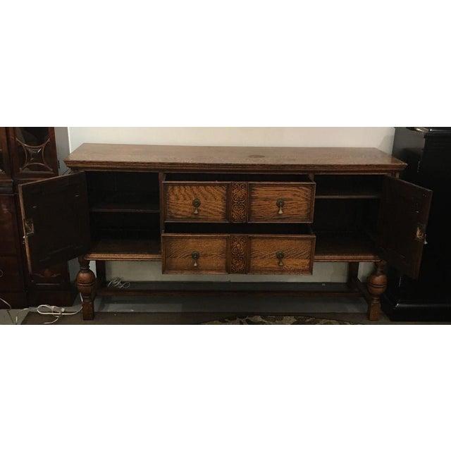 Image of Vintage Traditional Sideboard