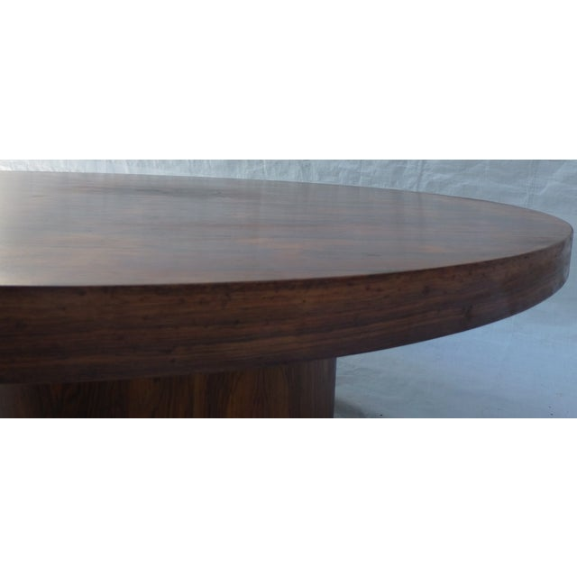 Image of Thayer Coggin Rosewood Coffee Table