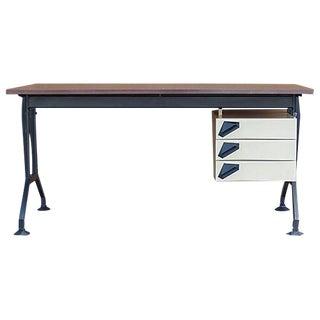 Italian Olivetti Mid-Century Modern Desk