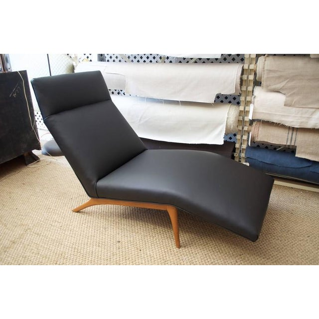 Image of Rare Danish Lounge Chair by Poul Jensen for Selig