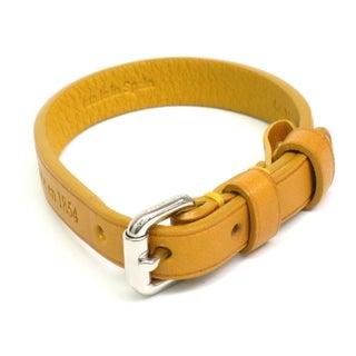 Louis Vuitton Stamp It Leather Bracelet