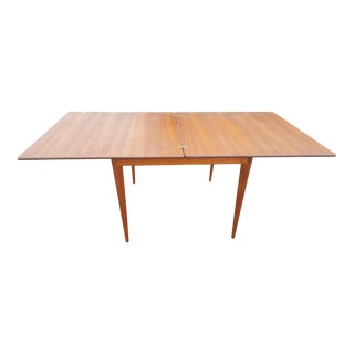 1950's DUX Flip Top Dining Table