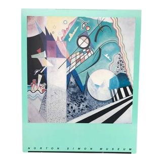 1991 Kandinsky Exhibition at Norton Simon Museum Poster