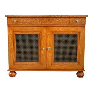 Clare Walnut Veneer Low Cabinet