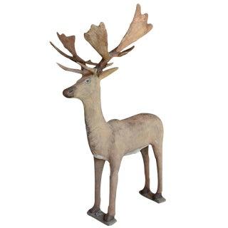 Faux Bois Moose