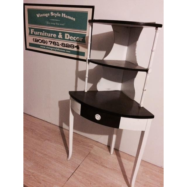 Image of Shabby Chic Corner Shelf