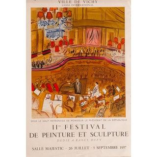 Ville De Vichy Poster