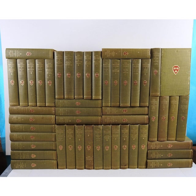 Limited Edition Harvard Classics, 1909 - Set of 47 - Image 2 of 7
