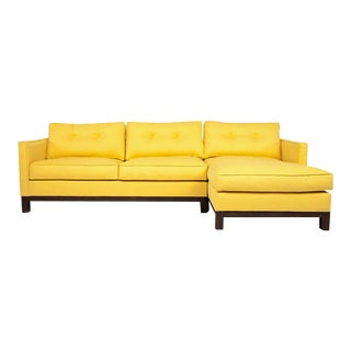 Jaxon Home Yellow Marley XL Sectional