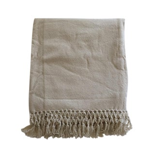 Natural Merino Wool Drapes/Bed Covers – A Pair
