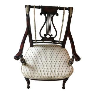 Maitland Smith Side Chair