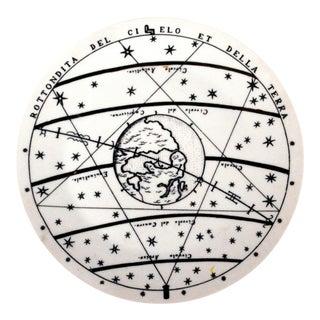 Piero Fornasetti Astronomici Plate