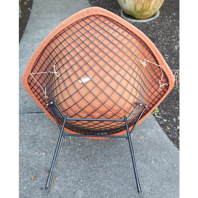 Vintage Harry Bertoia Diamond Chair by Knoll - Image 7 of 9