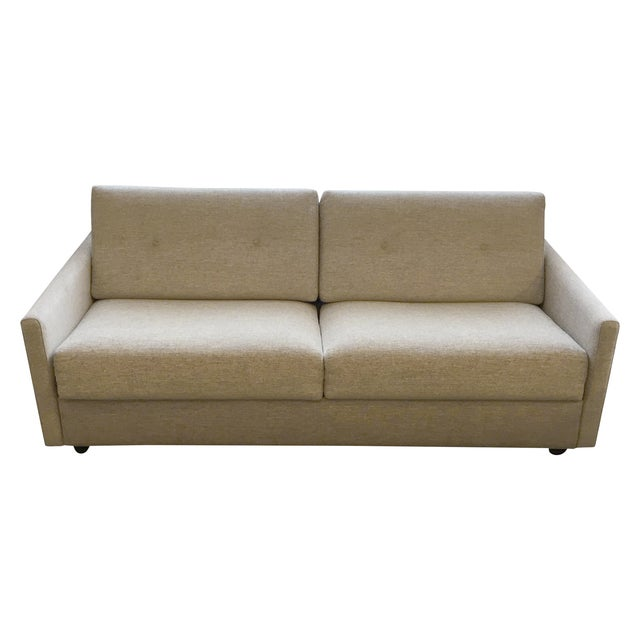 della robbia bruno ivory sofa bed chairish