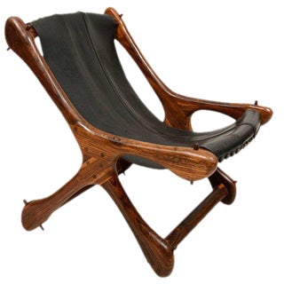 Don Shoemaker Sling Chair