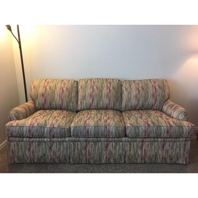 Highland House Golden Sofa - Image 4 of 4