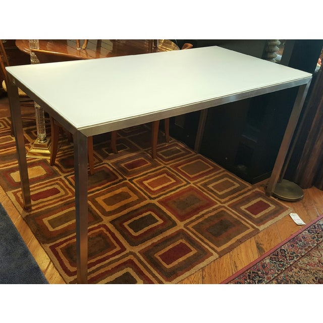 Room & Board Portica Counter Table - Image 7 of 9