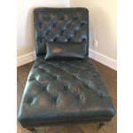 Image of Barclay Butera Tufted Chaise