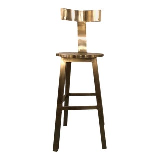 Deco Style Steel Bar Stool