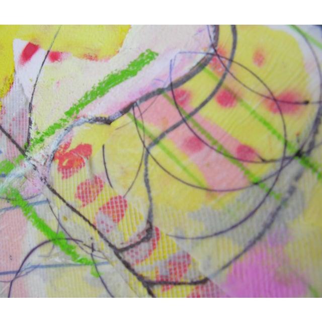 Christine Bush Roman Painting - Divided - Image 3 of 3