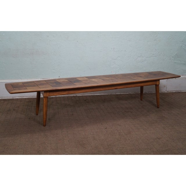 Tomlinson Surfboard Coffee Table - Image 2 of 10