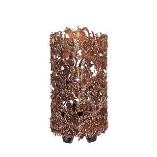 Mid Century Copper Table Lamp