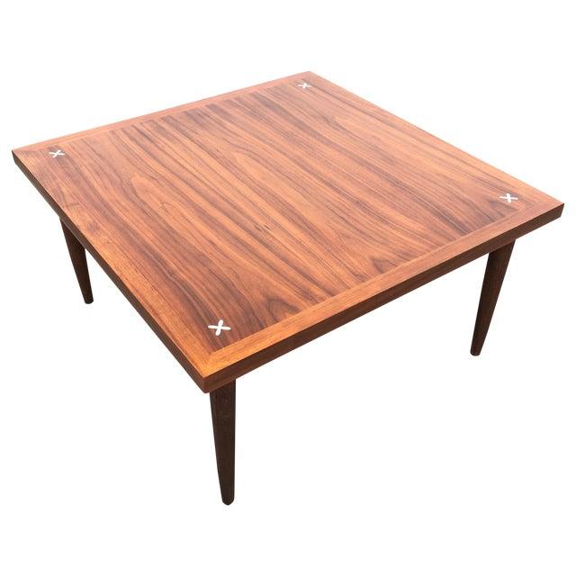 Image of Vintage Mid Century Modern Cocktail Table