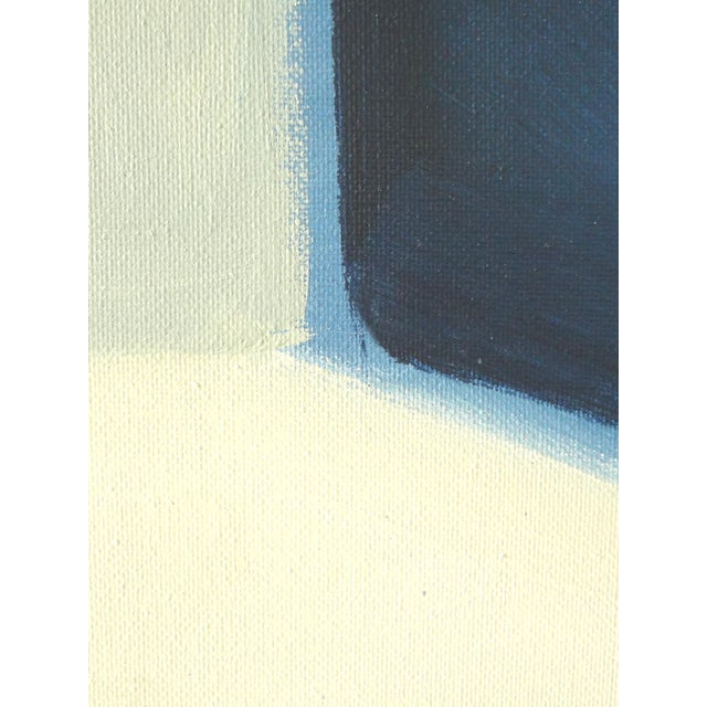 """""""Abstract Open Door"""" Original Fine Art Painting - Image 5 of 5"""