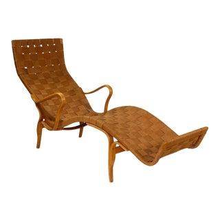 Bruno Mathsson Mid-Century Modern Chaise