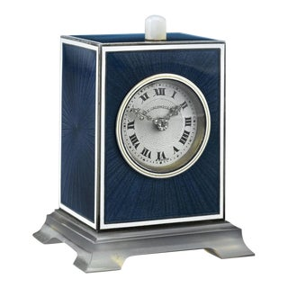 Art Deco J.E. Caldwell Table Clock